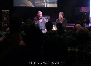 Pedro aznar y Ari Lavigna (T.Monteviejo 7 Ago 2019 - Martìn Rea Prensa A003)