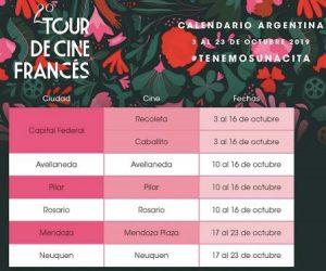 2 Tour de Cine Francès (Foto Prensa 2TDCF - B002)