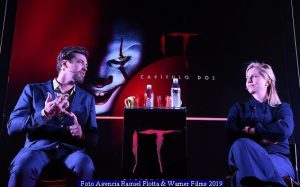 Andy y Bàrbara Muschietti (Foto Prensa Agencia Raquel Flotta y Warner Films - A002)