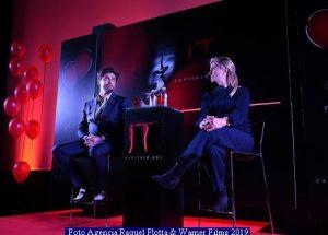 Andy y Bàrbara Muschietti (Foto Prensa Agencia Raquel Flotta y Warner Films - A006)