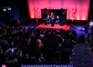 Andy y Bàrbara Muschietti (Foto Prensa Agencia Raquel Flotta y Warner Films - A007)