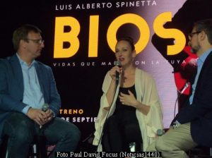 Bios Nat Geo Spinetta (foto Paul David Focus - Noticias 1440- A003)