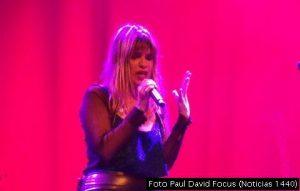 Fabiana Cantilo (Foto Paul David Focus - Noticias 1440 - A001)