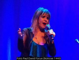 Fabiana Cantilo (Foto Paul David Focus - Noticias 1440 - A002)