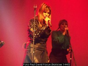Fabiana Cantilo (Foto Paul David Focus - Noticias 1440 - A003)