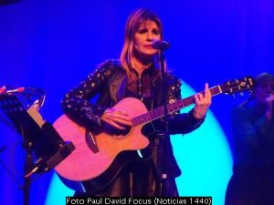 Fabiana Cantilo (Foto Paul David Focus - Noticias 1440 - A004)