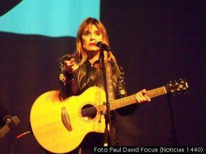 Fabiana Cantilo (Foto Paul David Focus - Noticias 1440 - A005)