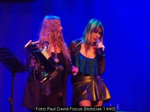 Fabiana Cantilo (Foto Paul David Focus - Noticias 1440 - A009)