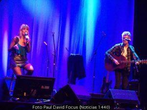 Fabiana Cantilo (Foto Paul David Focus - Noticias 1440 - A013)