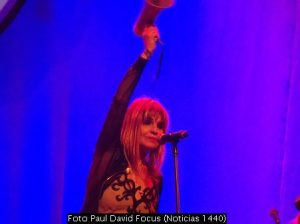 Fabiana Cantilo (Foto Paul David Focus - Noticias 1440 - A020)