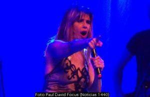 Fabiana Cantilo (Foto Paul David Focus - Noticias 1440 - A025)