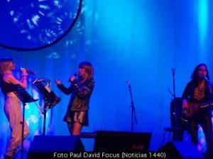 Fabiana Cantilo (Foto Paul David Focus - Noticias 1440 - A030)