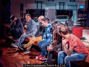 Grabado en Buenos Aires - Ediciòn Seis (Foto Oficina Prensa A.A.T.I.A. - A006)