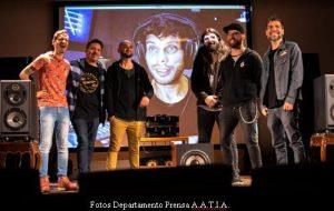 Grabado en Buenos Aires - Ediciòn Seis (Foto Oficina Prensa A.A.T.I.A. - A009)