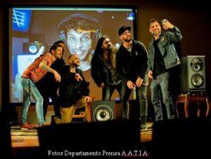 Grabado en Buenos Aires - Ediciòn Seis (Foto Oficina Prensa A.A.T.I.A. - A010)
