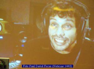 Grabado en Buenos Aires - Ediciòn Seis (Foto Paul David Focus - Noticias 1440 A003)