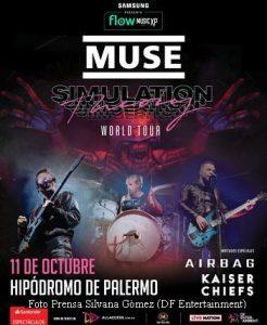 Grupo Muse (Prensa Silvana Gòmez - DF Entertainment)