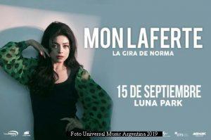 Mon Laferte (Foto gentileza Universal Music Arg - B002)