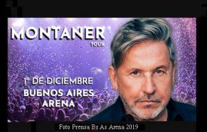 Ricardo Montaner (Foto Prensa BA Arena)