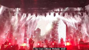The Cure (The Cure Official Website A002)