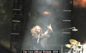 The Cure (The Cure Official Website A003)