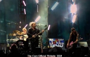 The Cure (The Cure Official Website A004)