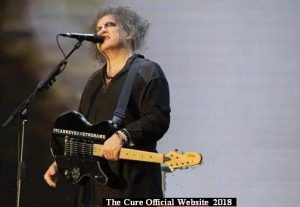 The Cure (The Cure Official Website A005)