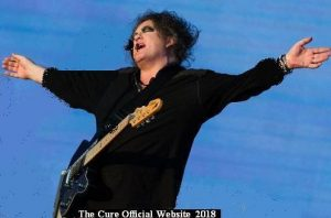 The Cure (The Cure Official Website A006)