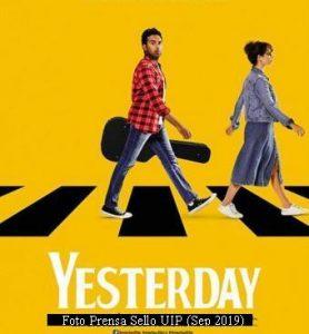 Yesterday (The Movie - Foto Prensa UIP - A007)