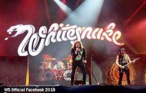 Conjunto Whitesnake (Official Facebook 2019 A003)