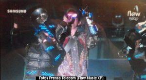 Flow Music XP (Foto Prensa Telecom A002)