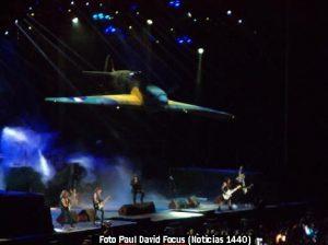 Iron Maiden (Foto Paul David Focus - Noticias 1440 - A001)