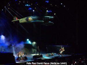 Iron Maiden (Foto Paul David Focus - Noticias 1440 - A002)