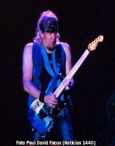 Iron Maiden (Foto Paul David Focus - Noticias 1440 - A007)