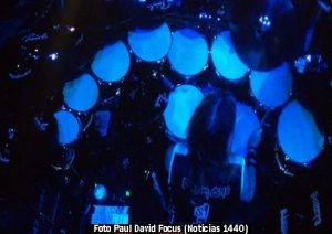 Iron Maiden (Foto Paul David Focus - Noticias 1440 - A008)