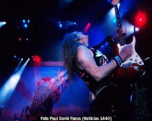 Iron Maiden (Foto Paul David Focus - Noticias 1440 - A009)