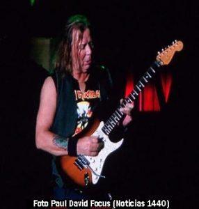 Iron Maiden (Foto Paul David Focus - Noticias 1440 - A015)
