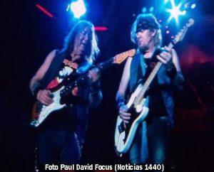 Iron Maiden (Foto Paul David Focus - Noticias 1440 - A017)