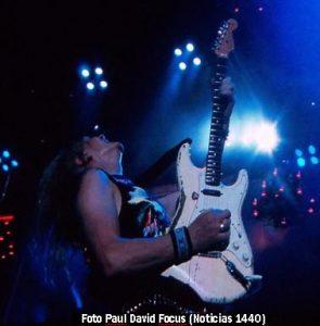 Iron Maiden (Foto Paul David Focus - Noticias 1440 - A019)