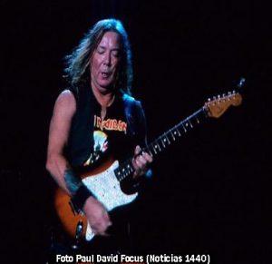 Iron Maiden (Foto Paul David Focus - Noticias 1440 - A023)