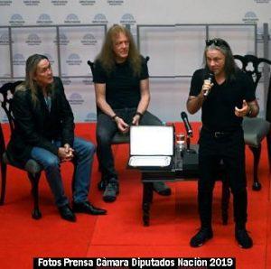 Iron Maiden (Foto Prensa Càmara Diputados A004)
