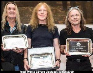Iron Maiden (Foto Prensa Càmara Diputados A005)