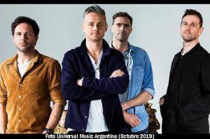 Keane (foto Universal Music Argentina - ABC 001)