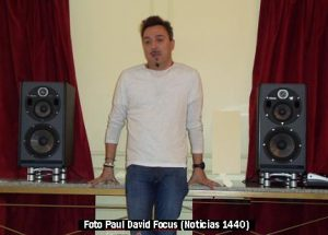 Damian Amato (Imagen Paul David Focus - Noticias 1440 A001)