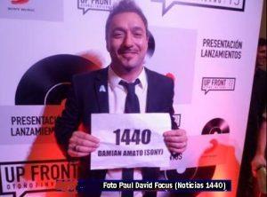 Damian Amato (Imagen Paul David Focus - Noticias 1440 A002)