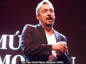Damian Amato (Imagen Paul David Focus - Noticias 1440 A007)