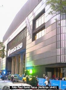 Foto Debut Movistar Arena (Paul David Focus - A002)