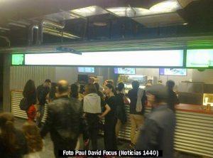 Foto Debut Movistar Arena (Paul David Focus - A003)