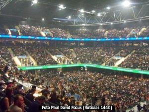 Foto Debut Movistar Arena (Paul David Focus - A007)