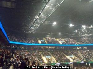 Foto Debut Movistar Arena (Paul David Focus - A010)